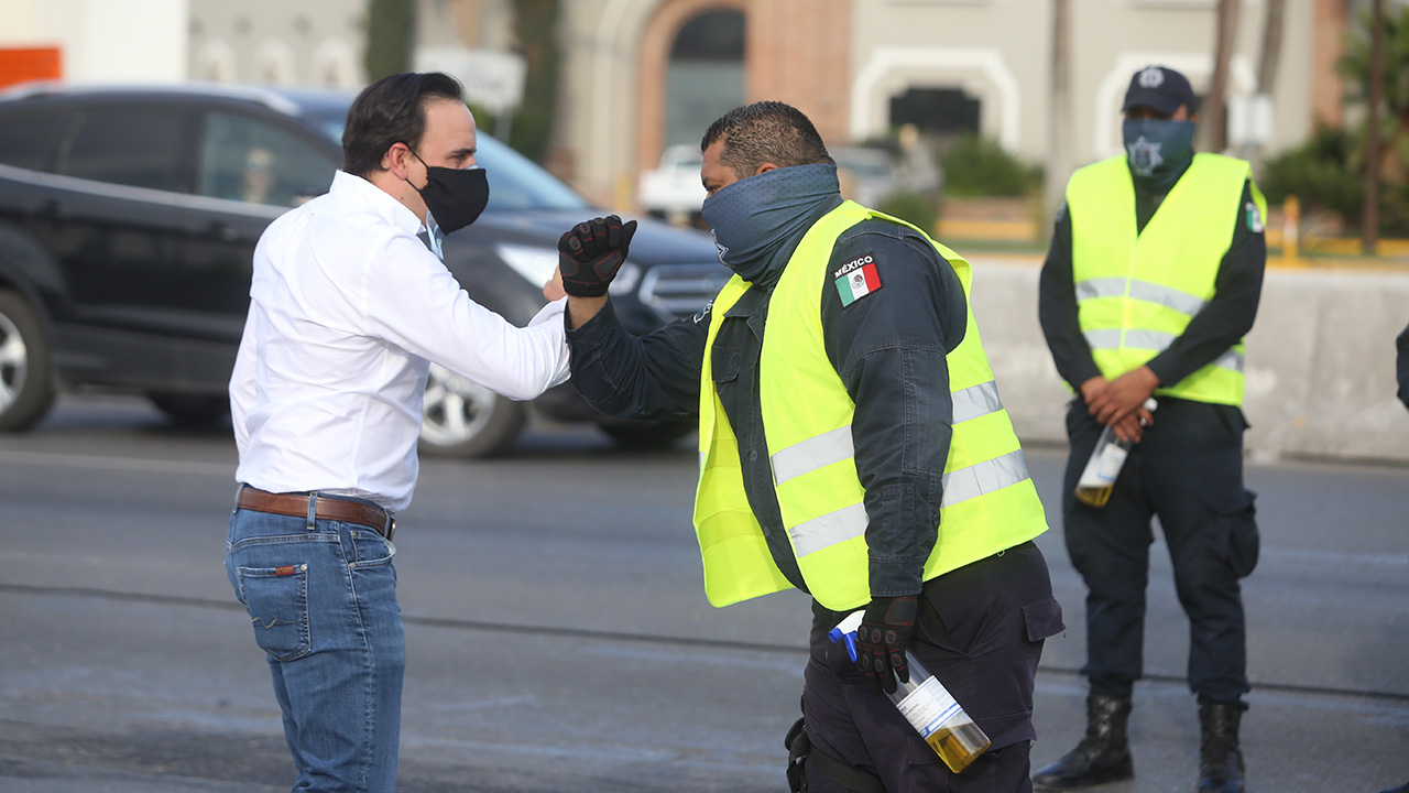 """""""Modelo Saltillo"""", el desafío de enfrentar la pandemia de forma correcta"""