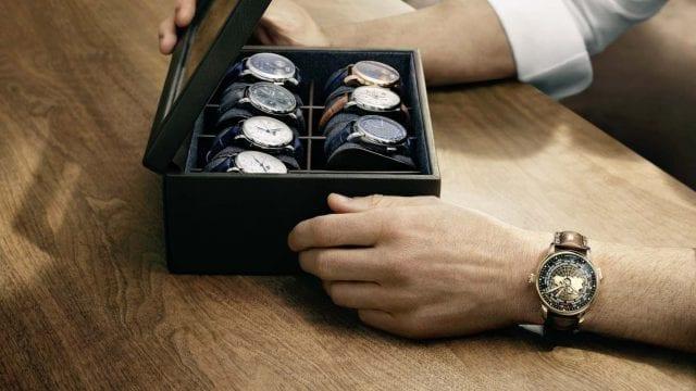 Montblanc reloj