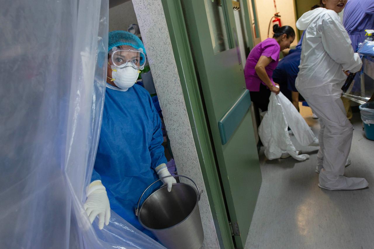 Incertidumbre en salud pública por doble amenaza: influenza y Covid-19