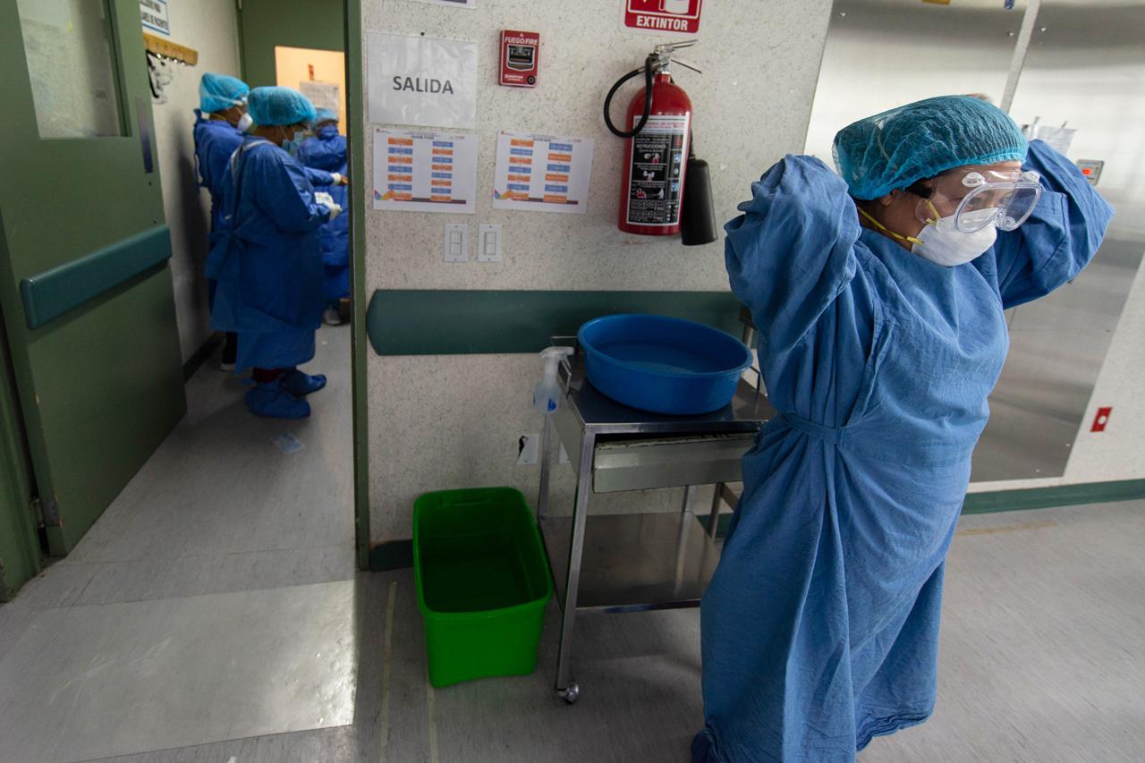 México rebasa las 22,000 muertes por Covid-19; casos positivos alcanzan 185,122
