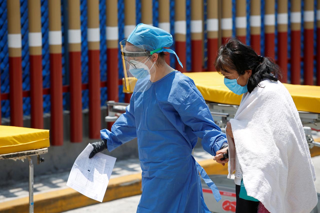 México enfrenta amenaza de repunte en contagios por  Covid-19