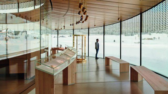 Audemars Piguet abre un museo en Le Brassus
