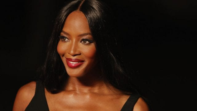 Naomi Campbell Black Lives Matter