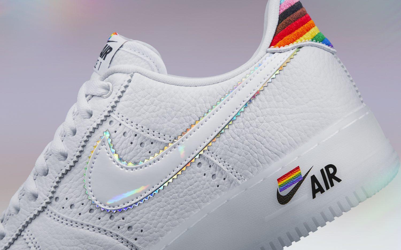 Nike celebra el mes del Orgullo con su colección Betrue 2020