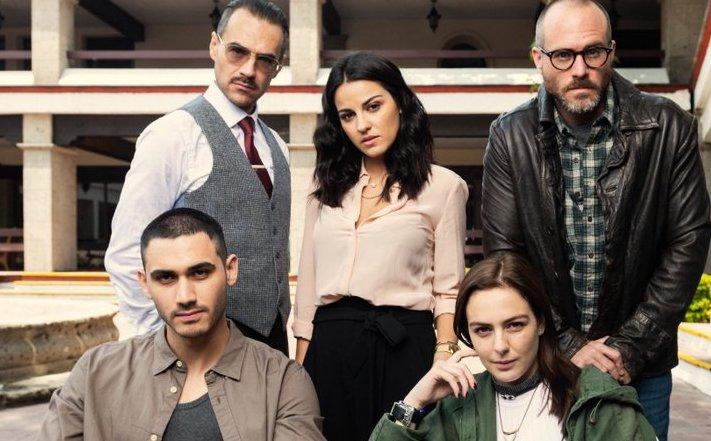 'Oscuro deseo' la nueva serie mexicana de Netflix revela trailer oficial