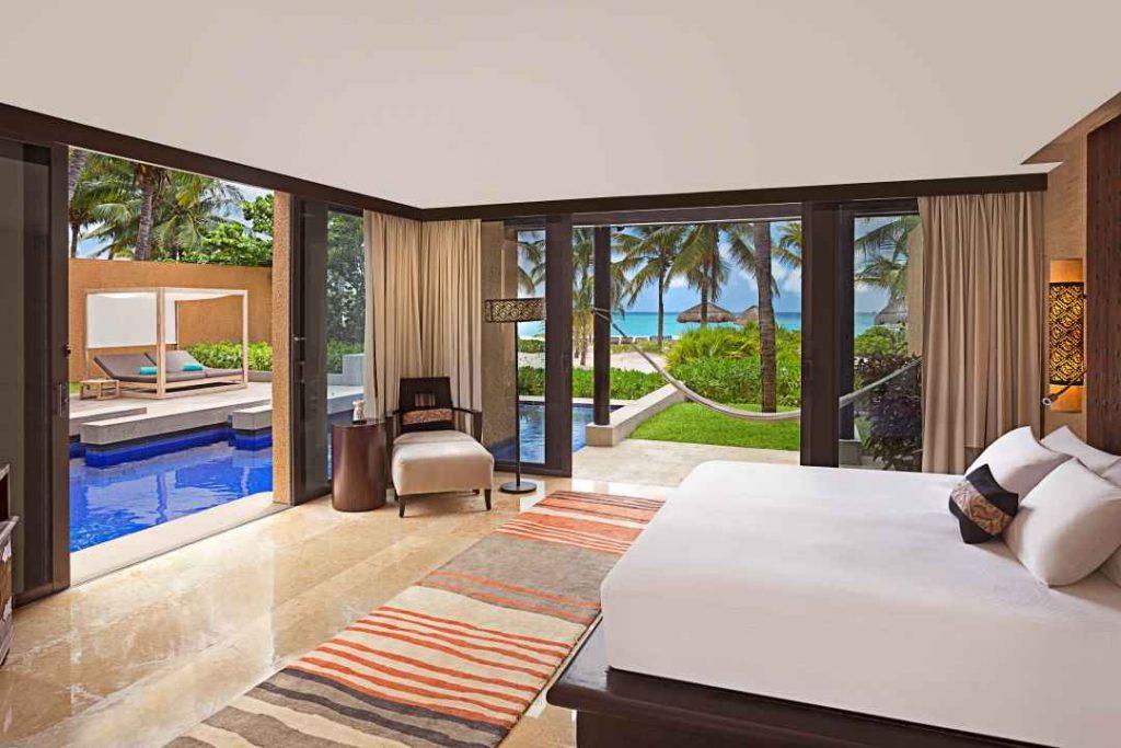 Pool Villa Banyan Tree Mayakoba
