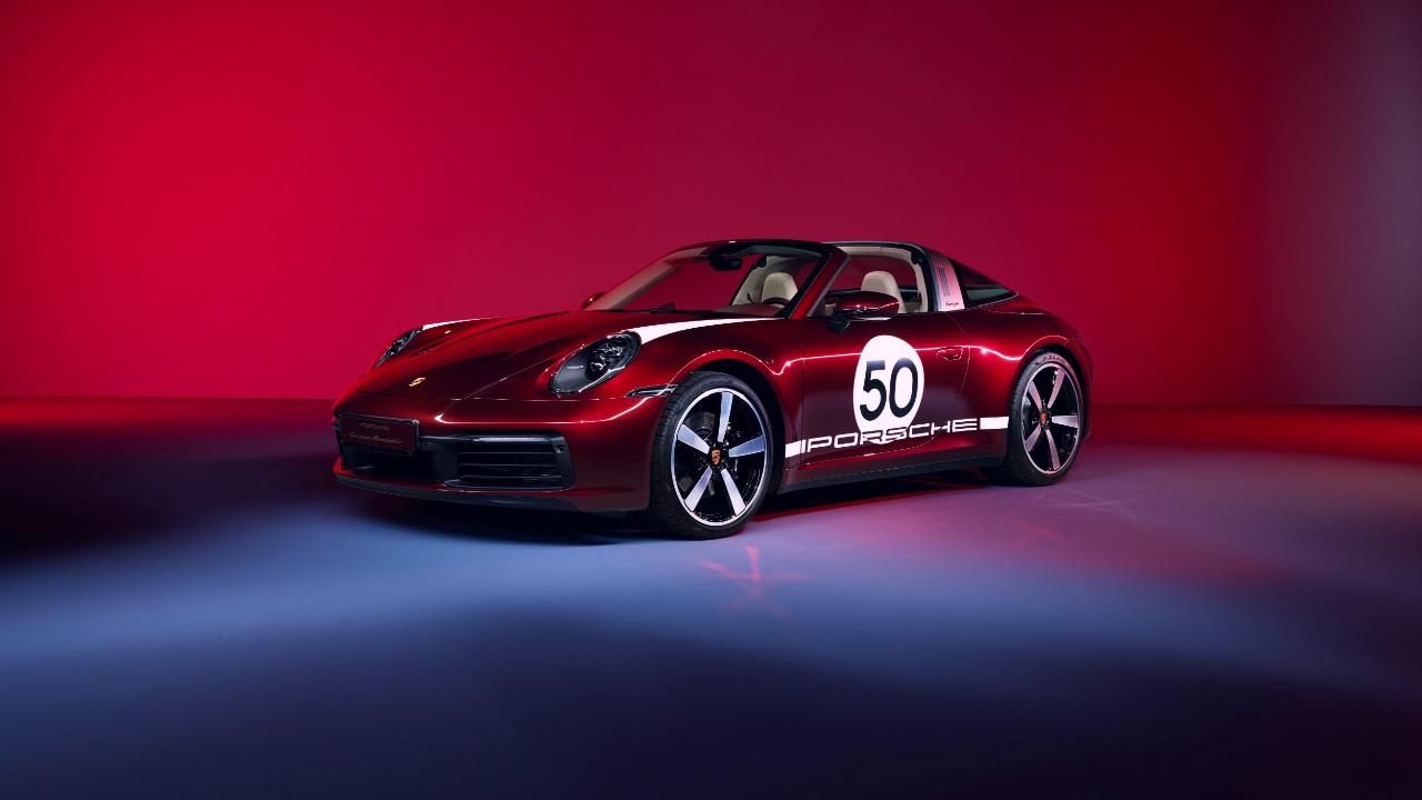 Porsche, el nuevo deportivo que recuerda a los años cincuenta