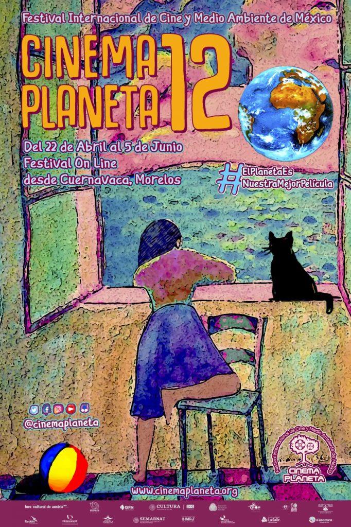 Poster Cinema Planeta