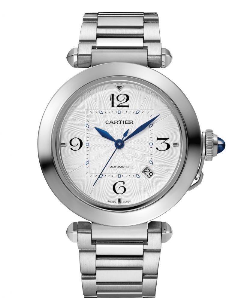 Rami Malek Cartier reloj