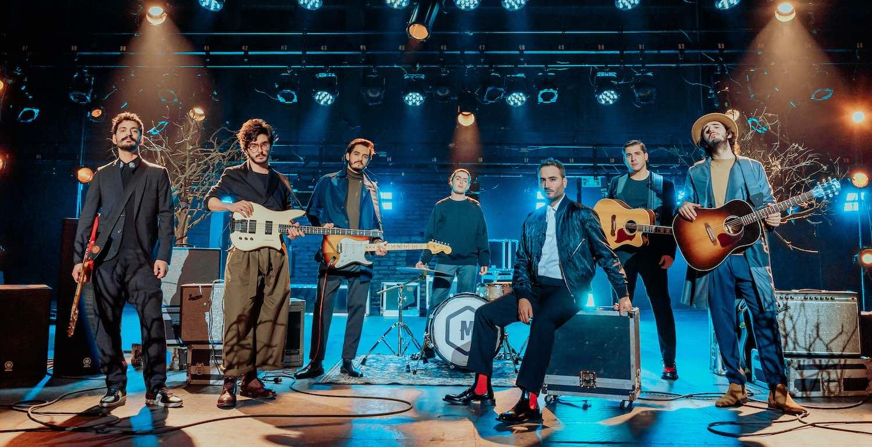 En el éxito de su madurez musical, Reik presenta colaboración con Morat