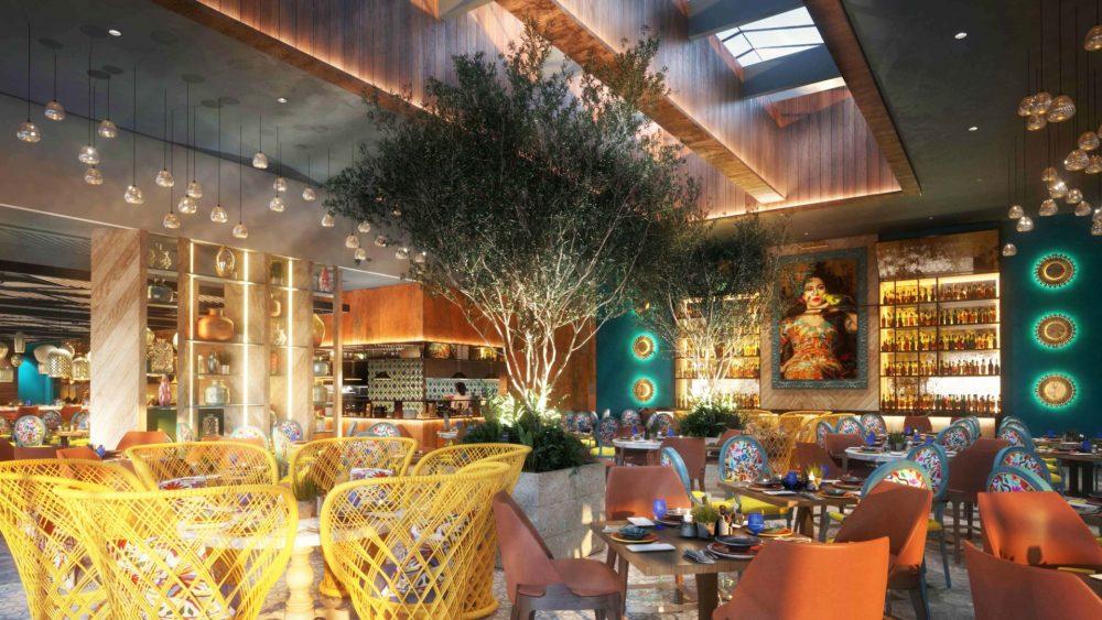 Autoridades en Tijuana despliegan controles de seguridad sanitaria en restaurantes en reapertura