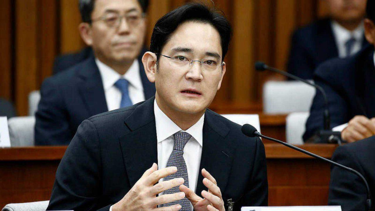 Tribunal surcoreano niega orden para arrestar al heredero de Samsung