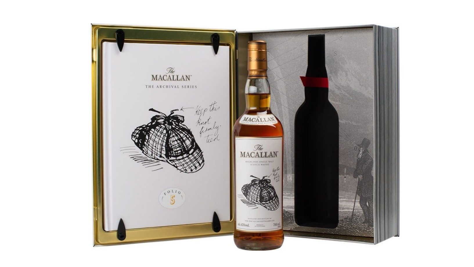 "Exclusiva: The Macallan ""Folio N°5"" llega a México"