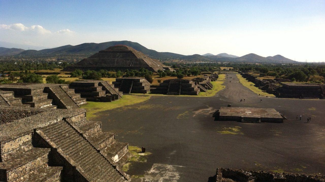 Descubren posible significado de escritura en Teotihuacán