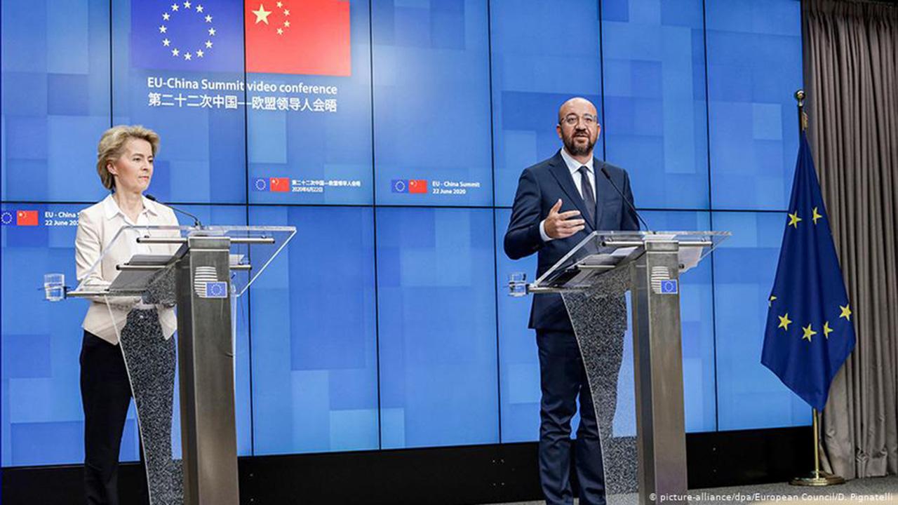 UE expresa a China su preocupación por ley de seguridad a Hong Kong