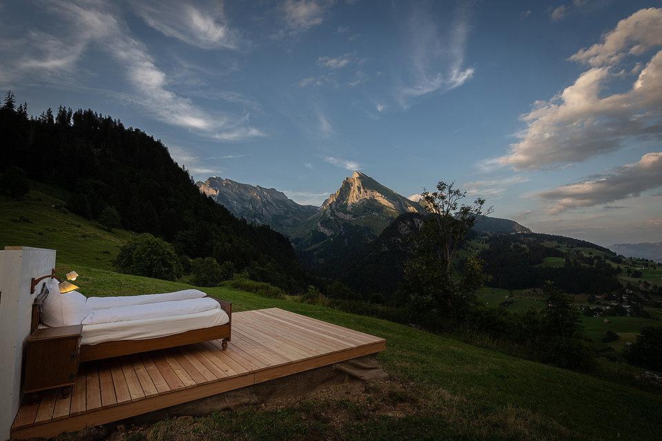 Hoteles suizos