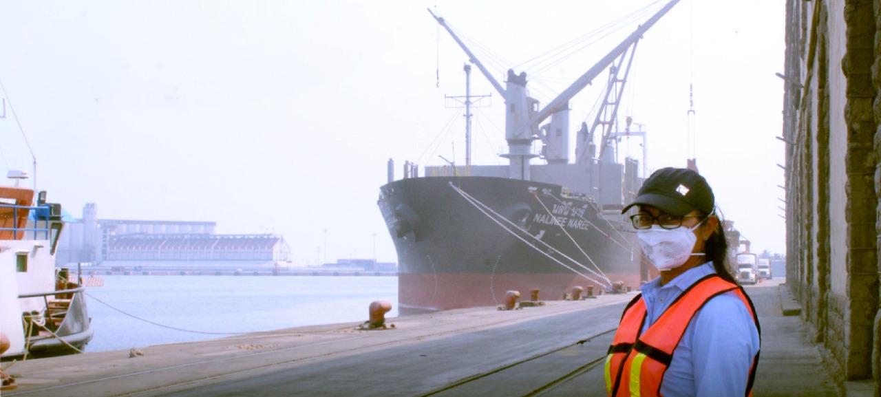 Crecen los cercos sanitarios en los puertos de México