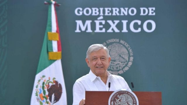 AMLO visita Washington