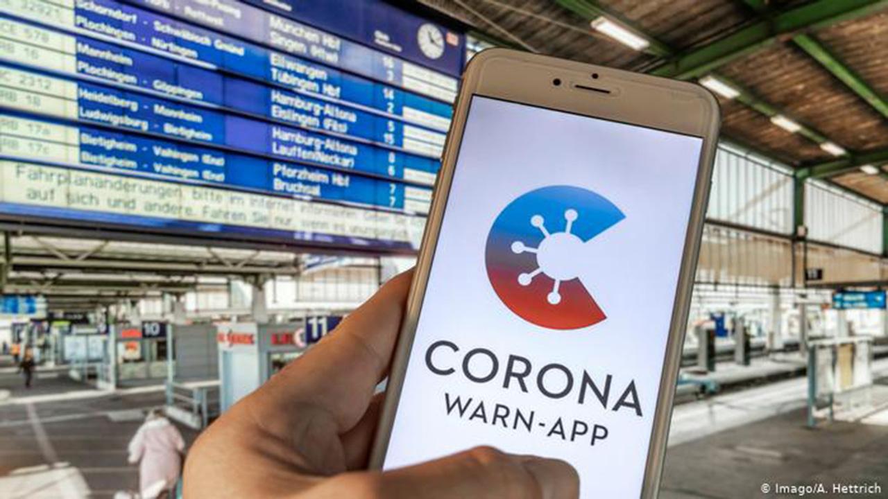 app rastreo coronavirus covid-19