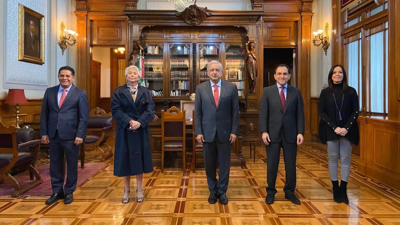 AMLO releva al director de Banco del Bienestar; llega Diana Álvarez Maury