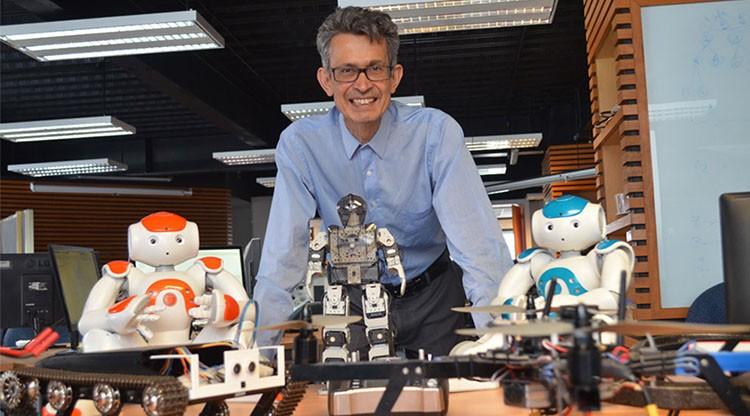 IPN desarrolla robot para sanitizar hospitales y sectores de Covid-19