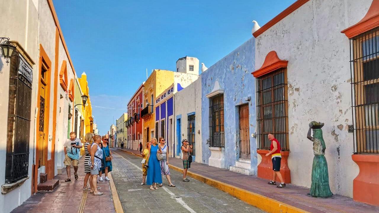 Semáforo Covid-19: Campeche, el primer estado en llegar a verde