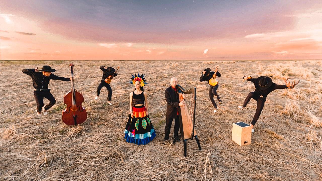 Cimarrón, la banda llanera que llevó el joropo de Orinoco al mundo entero