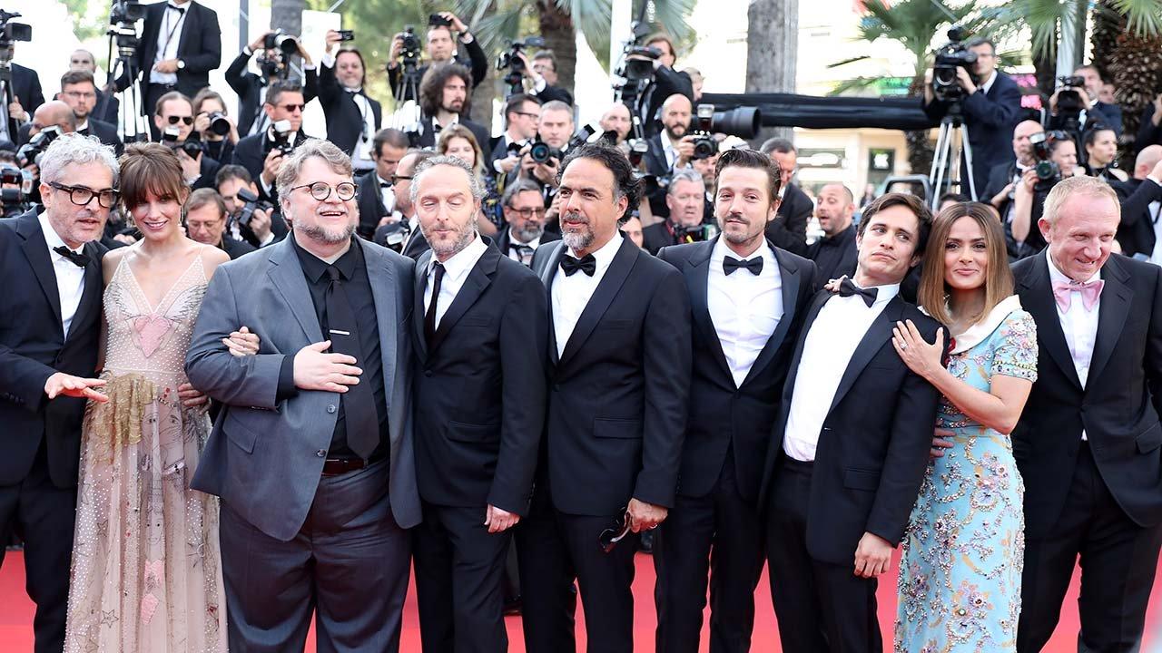 Del Toro, Hayek e Iñárritu crean fondo para apoyar a cineastas mexicanos