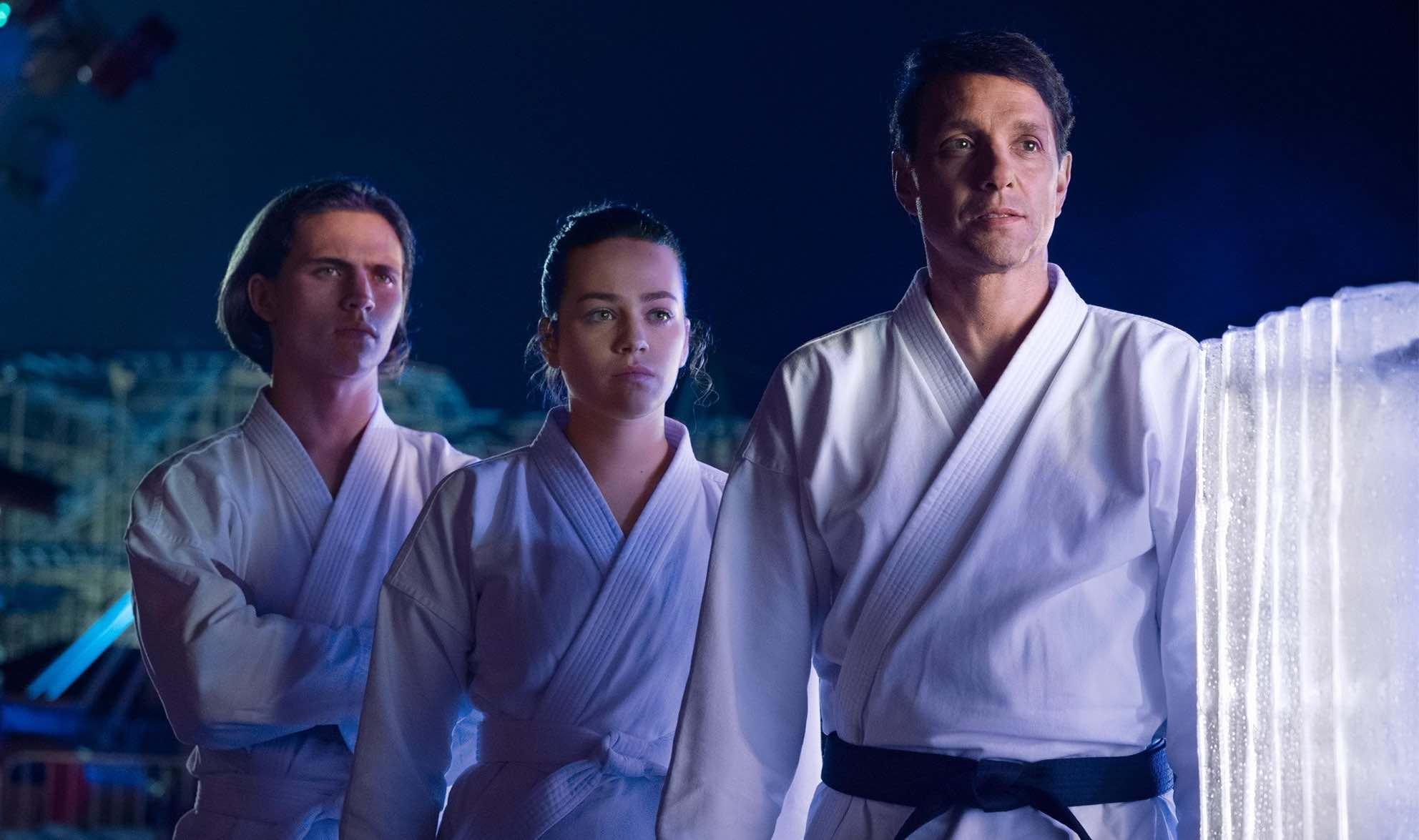 Netflix será el nuevo hogar de 'Cobra Kai', el spin off de 'Karate kid'