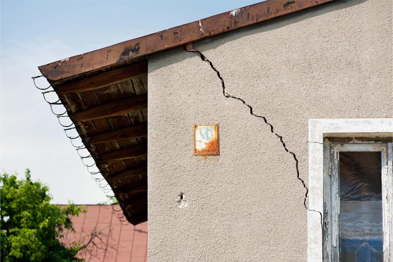 ¿Grietas en tu vivienda tras sismo? Estos son algunos puntos para saber si hay riesgo