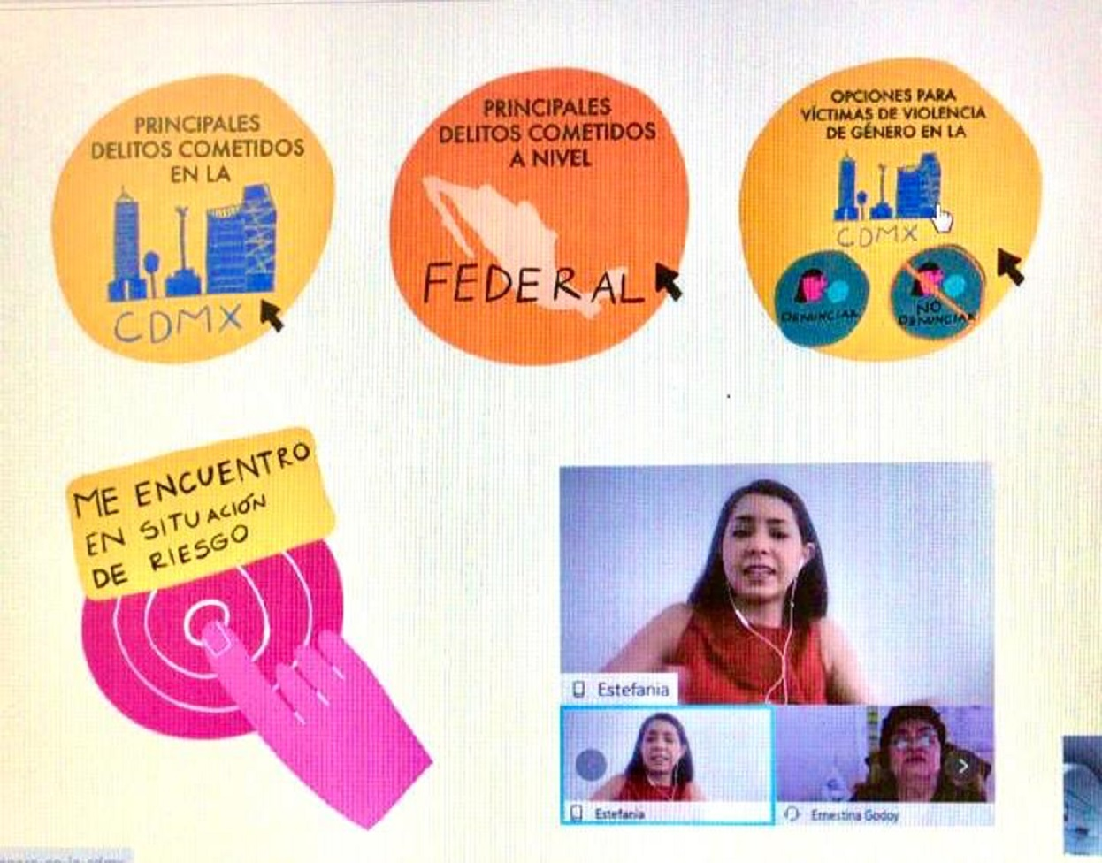 Presentan herramienta digital para denunciar violencia de género en CDMX