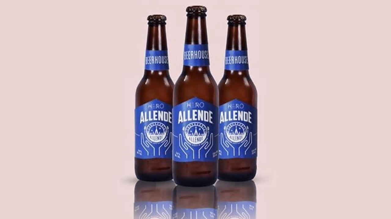 Cervecería Allende lanza edición especial para apoyar a mujeres víctimas de violencia