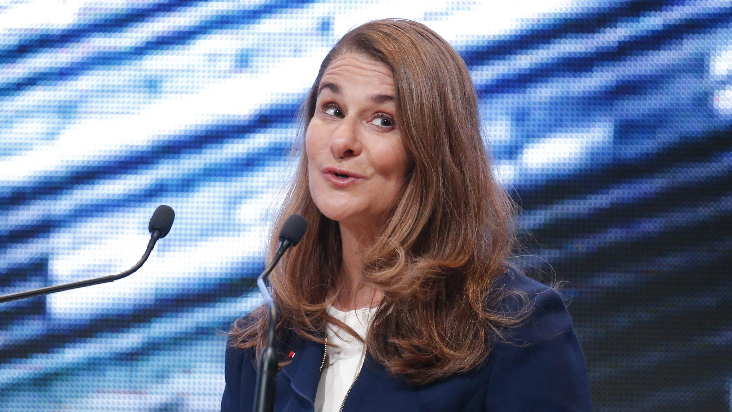 Tras transferencia de acciones de Bill, Melinda Gates ya tiene al menos 1,800 mdd