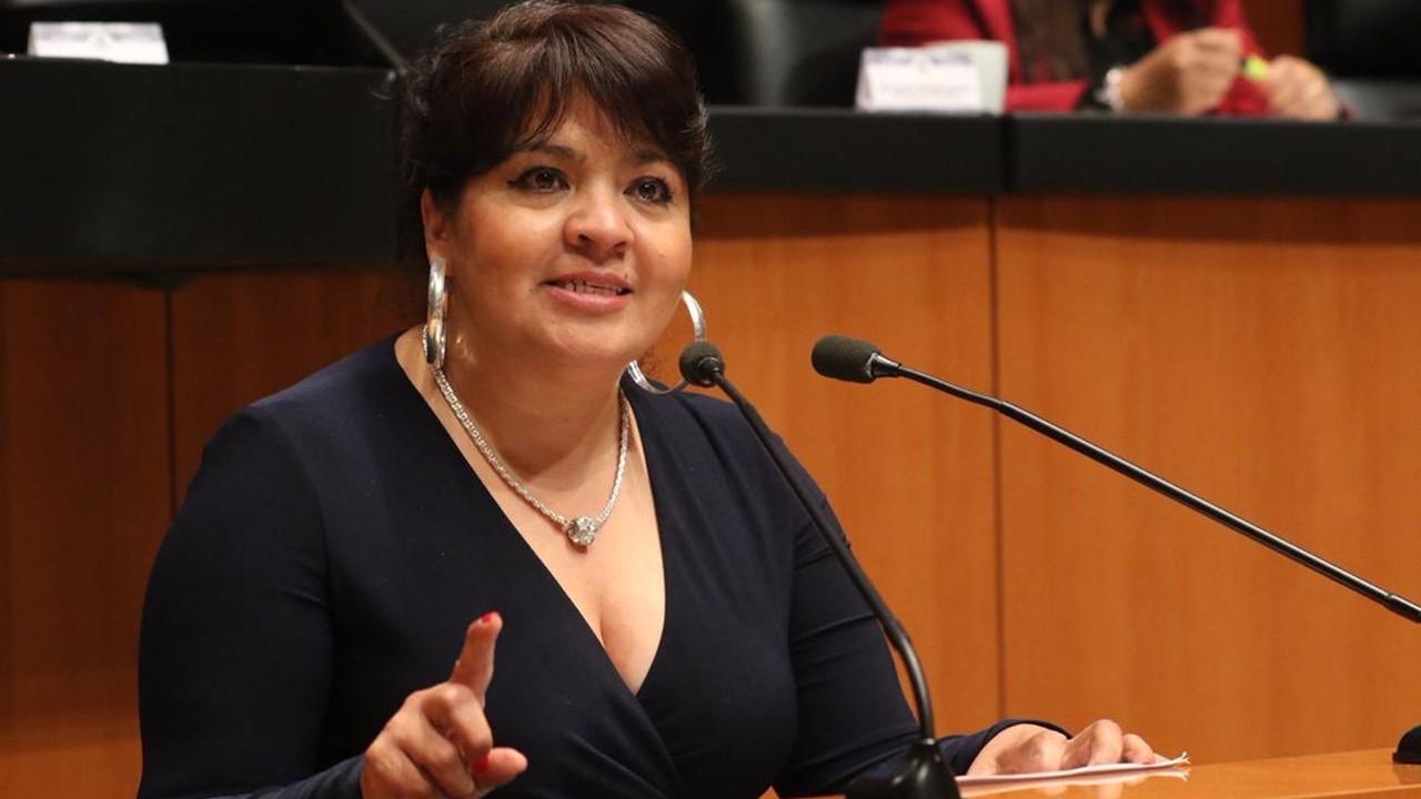 En Guerrero no se trata de heredar coronas, dice Nestora sobre Evelyn