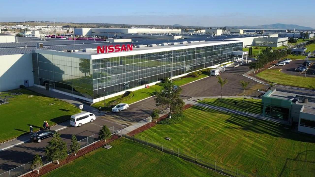 Nissan comienza en México reinicio de operaciones regional