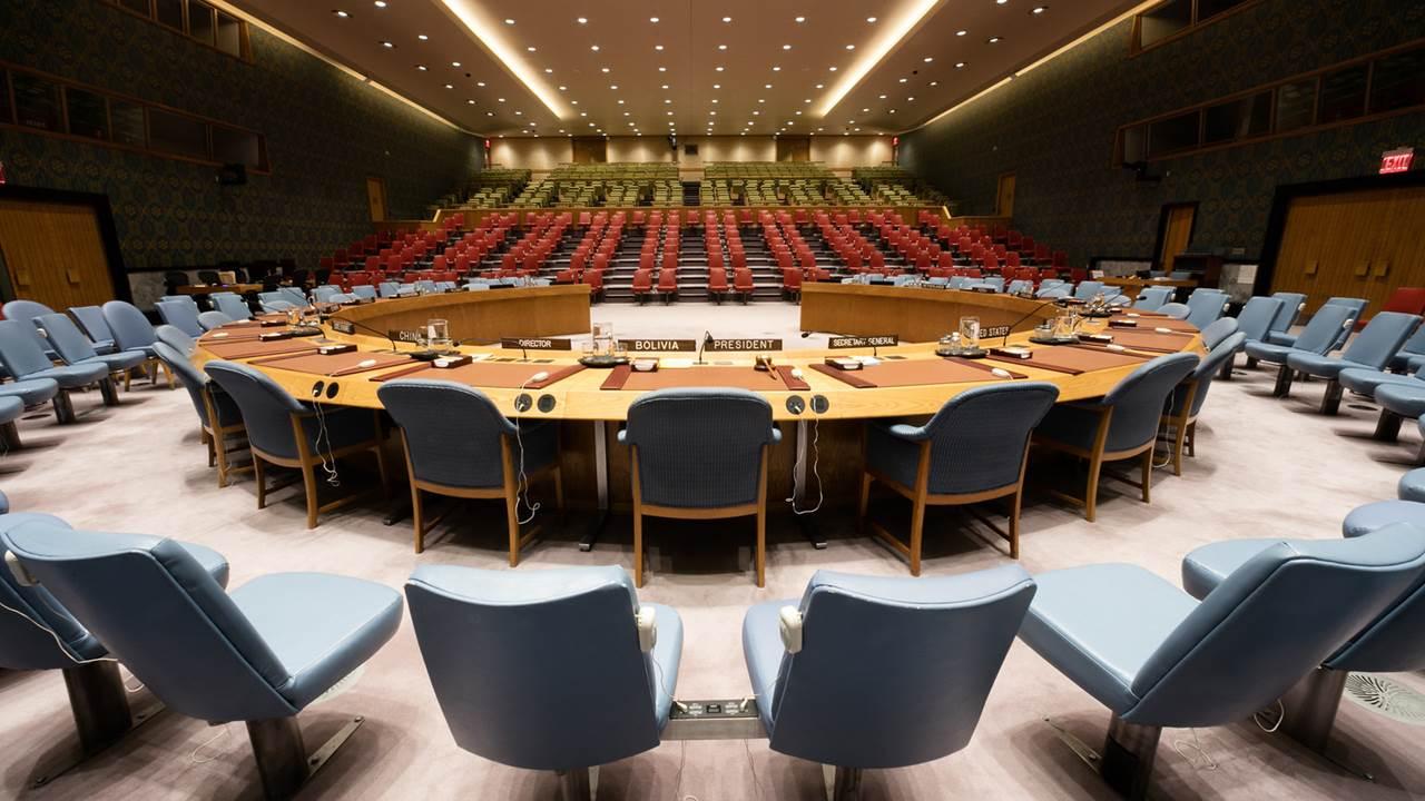 México es electo como miembro no permanente del Consejo de Seguridad de la ONU