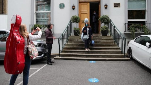 Abbey Road Studios UK
