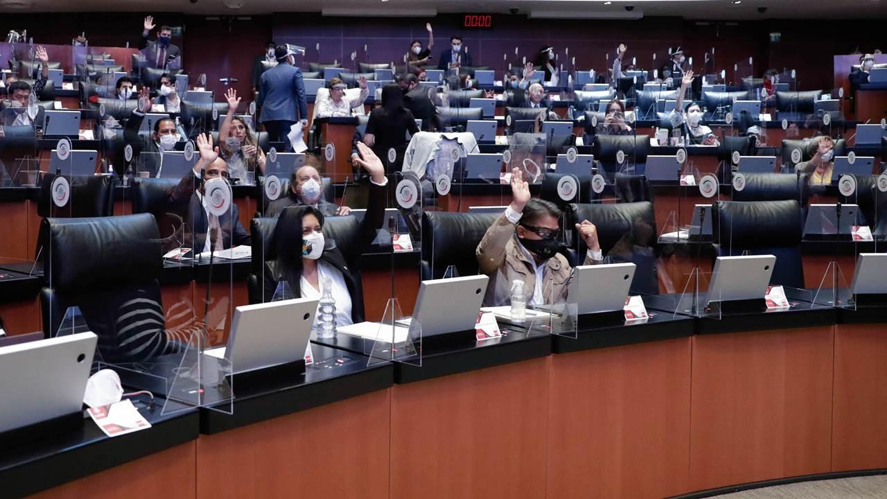 Senado aprueba en lo general el paquete fiscal para 2021