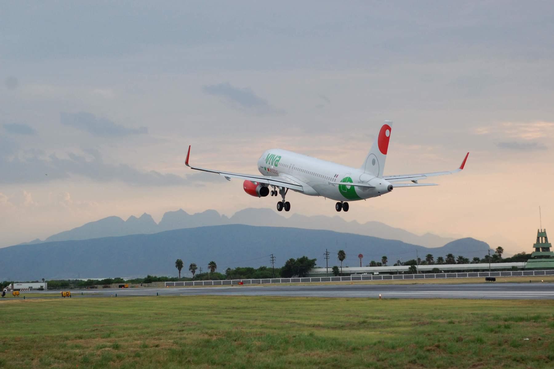 Viva Aerobus obtiene financiamiento por 150 mdd