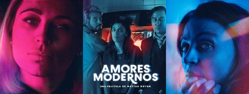 Andrés Almeida, a la búsqueda de 'Amores modernos'