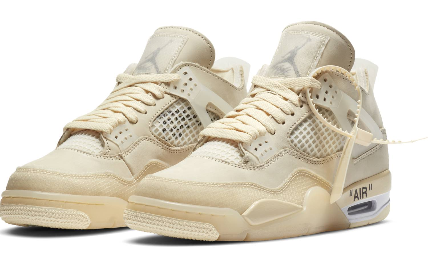 Los Air Jordan 4 x Off – White llegan a México con causa social