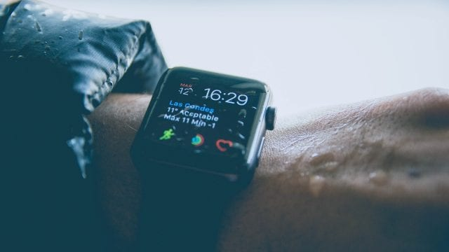 Apple watch covid - 19