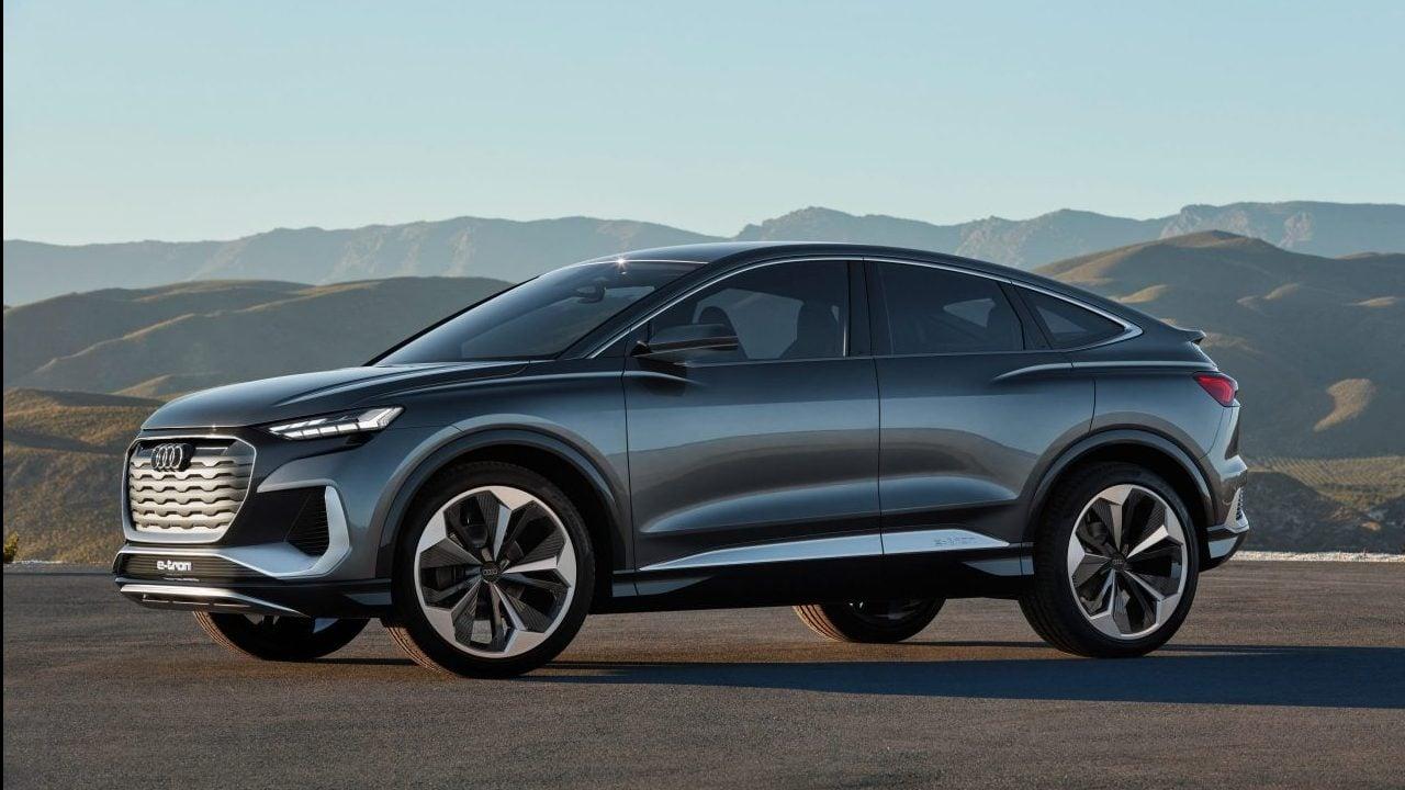 Q4 Sportback e-tron concept, la más reciente apuesta eléctrica de Audi