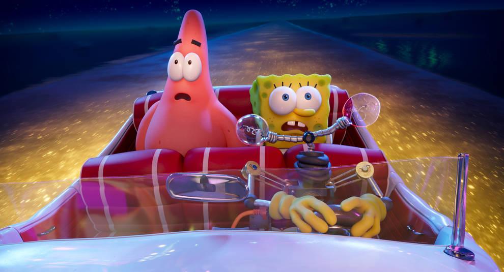 'Bob Esponja: Al rescate' se estrenará en exclusiva en Netflix