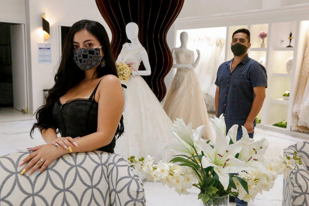 boda coronavirus sana distancia nueva normalidad Covid 19 pandemia mexico