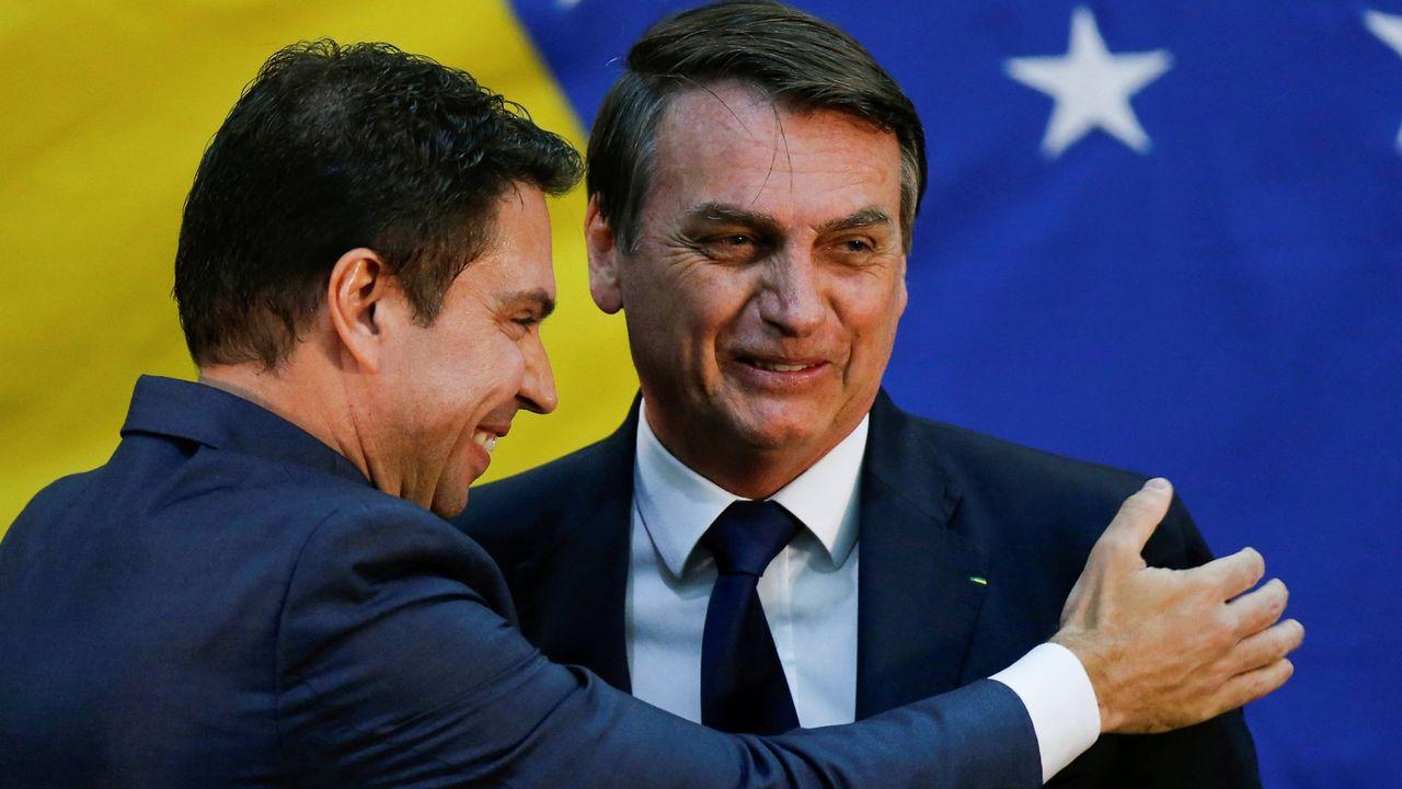 Periodistas brasileños demandarán a Bolsonaro por exponerlos a covid-19