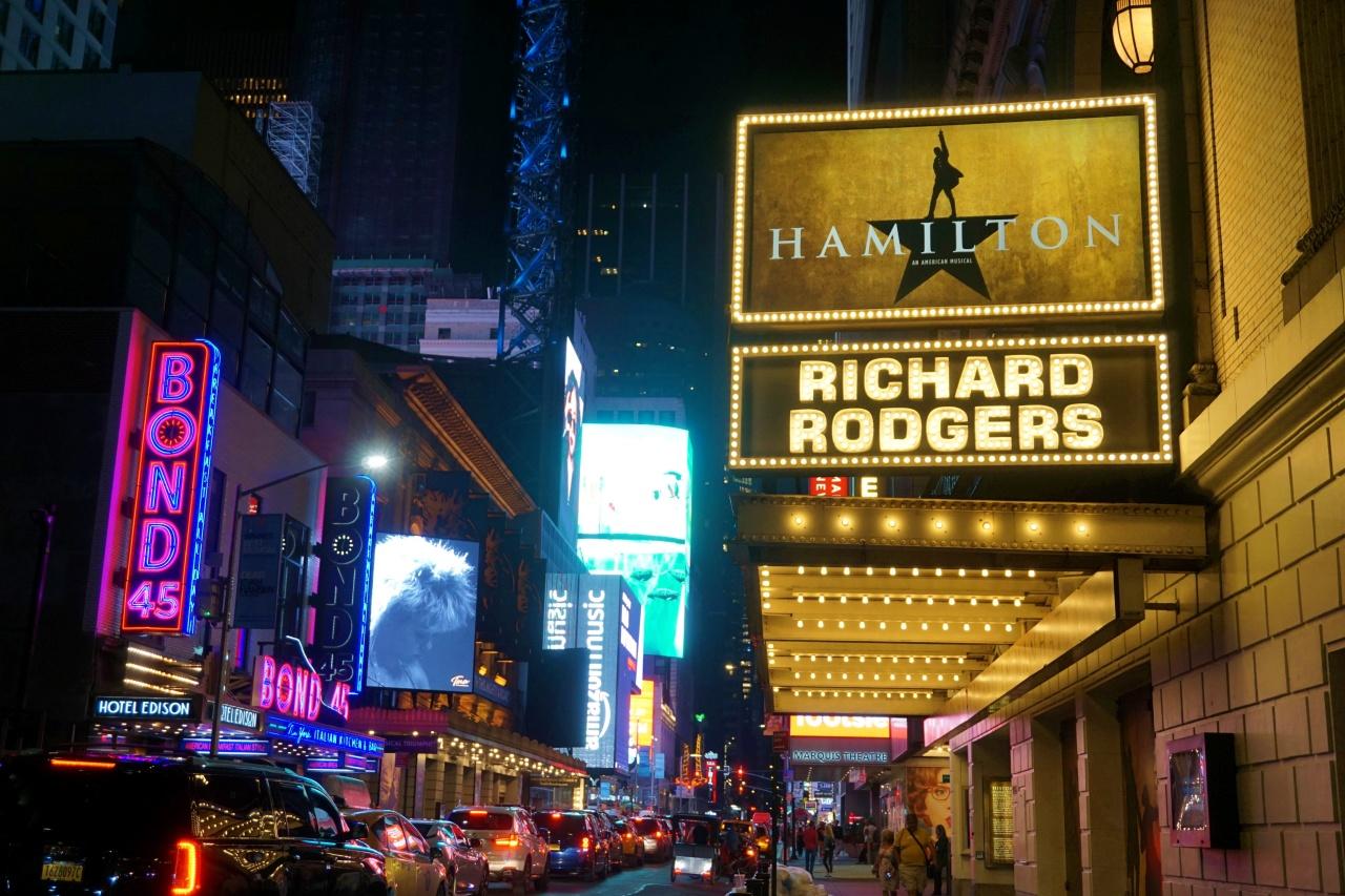 Teatros de Broadway permanecerán cerrados hasta enero de 2021 por coronavirus