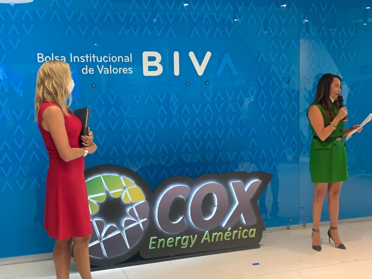 Confidencias: Cox Energy da el primer gran salto energético bursátil en México