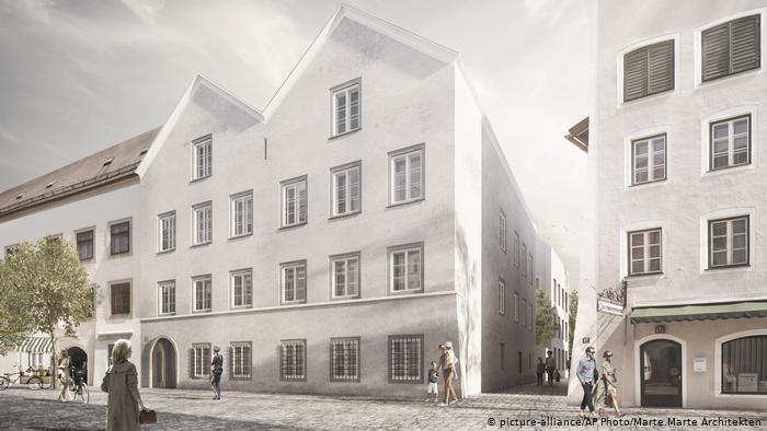 Casa natal de Adolf Hitler se convertirá en comisaría
