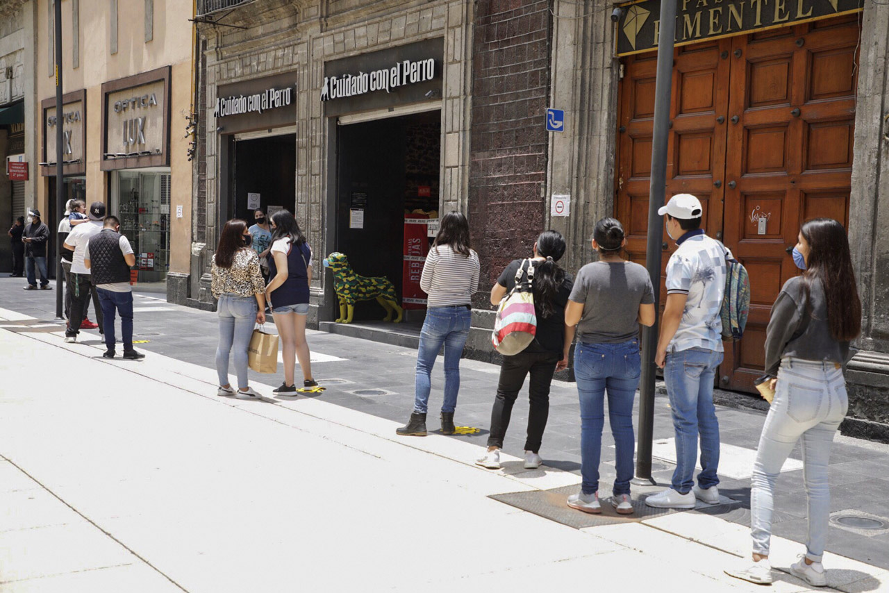 Mexicanos se pronuncian por un gobierno encabezado por expertos: Inegi